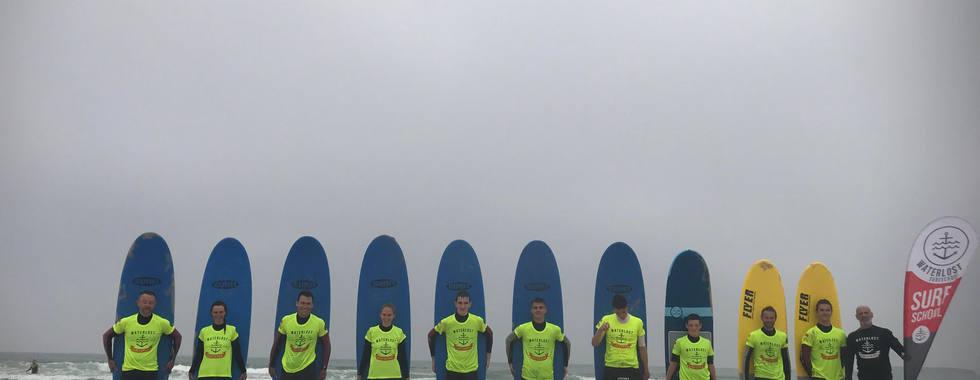 Best Surfschool In Peniche | Peniche | Waterlost brand / surfschool