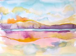 Rainbow Mountains on the Hudson