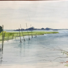 Off Island Dock 201
