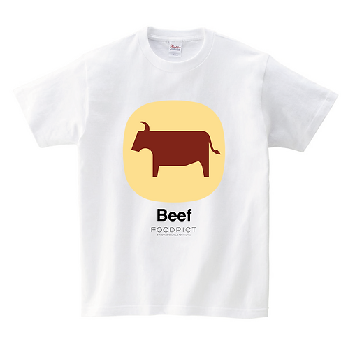 Tシャツ(牛 / Beef)