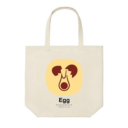 トートバック(卵 / Egg)