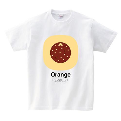 Tシャツ(オレンジ / Orange)