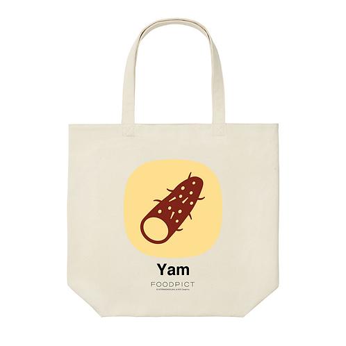 トートバック(山芋 / Yam)