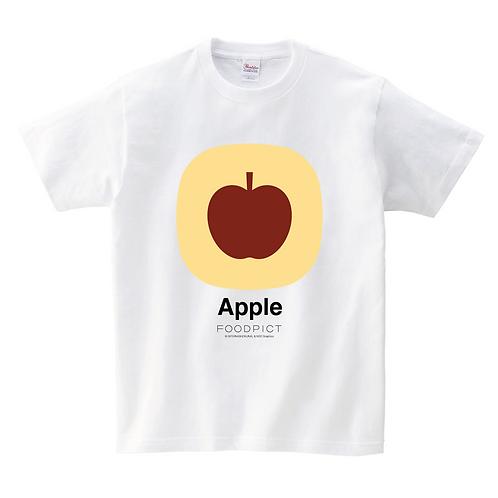 Tシャツ(りんご / Apple)