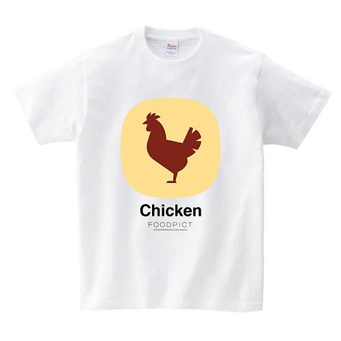 Tシャツ(鶏 / Chicken)