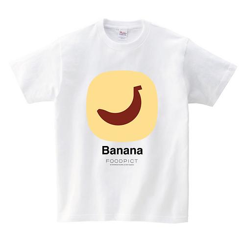 Tシャツ(バナナ / Banana)
