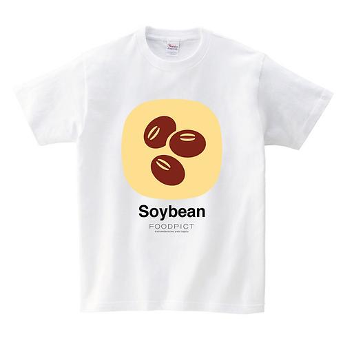 Tシャツ(大豆 / Soybean)