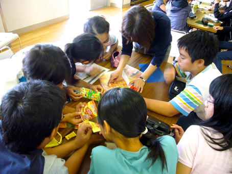 小学生向けの食育×多文化共生プログラム提供開始