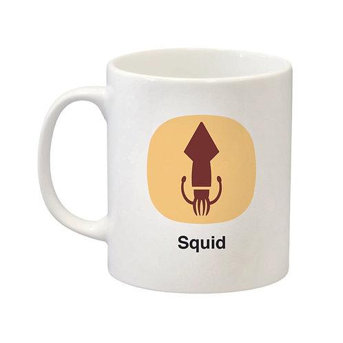 マグカップ(ホタルイカの沖漬け)