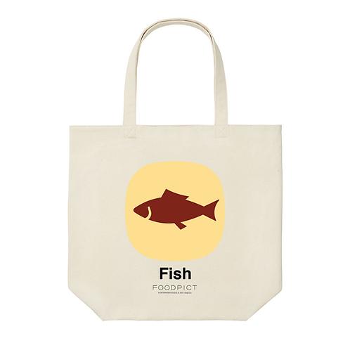 トートバック(魚 / Fish)