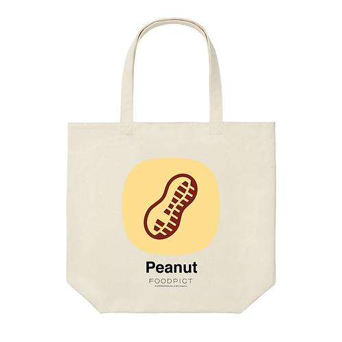 トートバック(落花生 / Peanut)