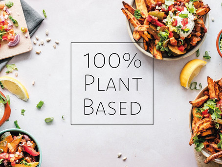 100% PLANT BASED|ケータリング事業スタート