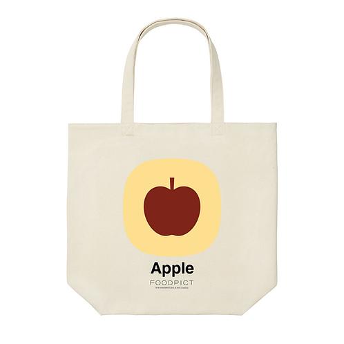 トートバック(りんご / Apple)