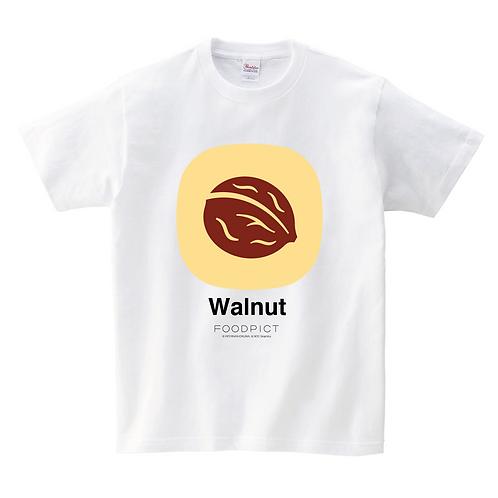 Tシャツ(くるみ / Walnut)