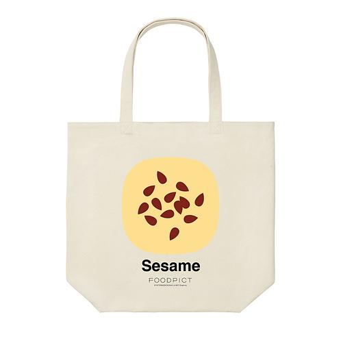 トートバック(ごま / Sesame)