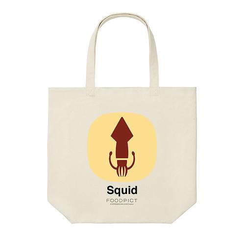 トートバック(イカ / Squid)