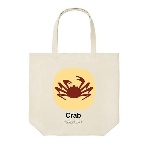 トートバック(カニ / Crab)