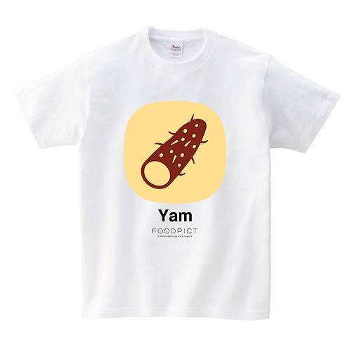 Tシャツ(山芋 / Yam)