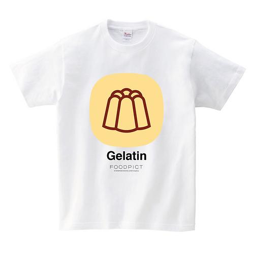 Tシャツ(ゼラチン / Gelatin)