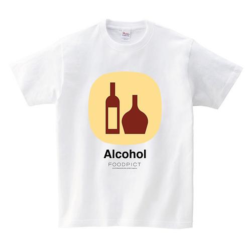 Tシャツ(酒 / Alcohol)