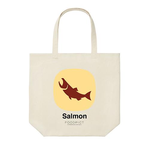 トートバック(さけ / Salmon)