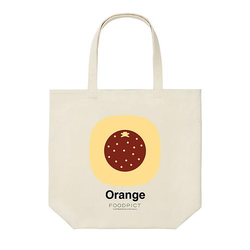 トートバック(オレンジ / Orange)