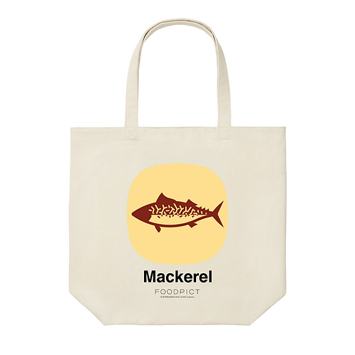 トートバック(さば / Mackerel)