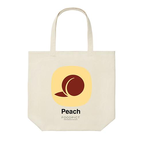 トートバック(もも / Peach)