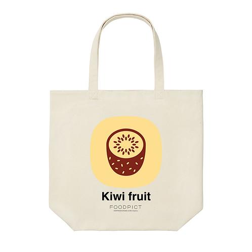 トートバック(キウイフルーツ / Kiwi fruit)