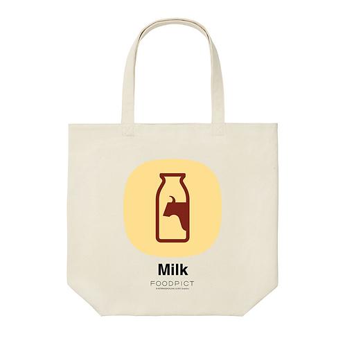 トートバック(乳 / Milk)
