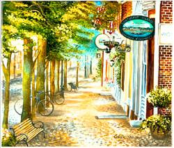 Nantucket Main Street
