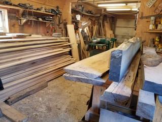 Custom Sawmill Trip!