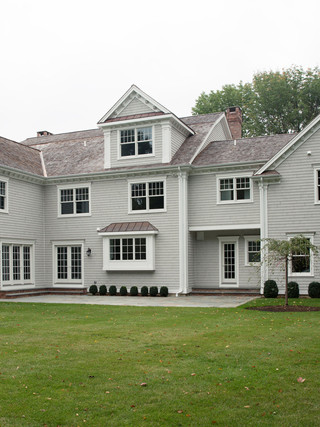 New Canaan Colonial