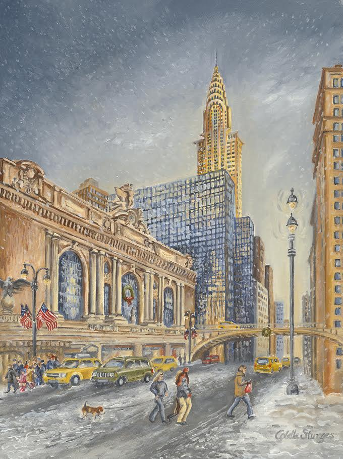 Grand Central Terminal with Chrysler