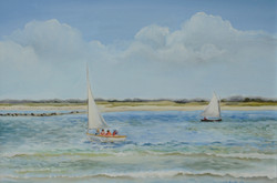Sail Around Coatue