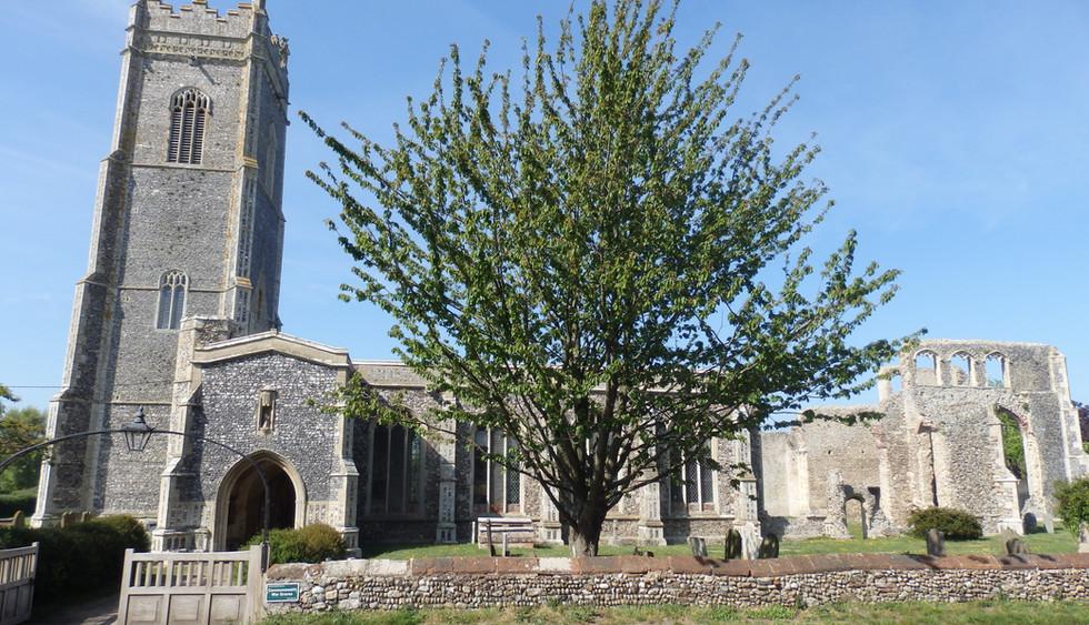 Walberswick Church