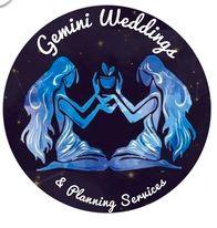 Gemini Weddings & Planning Services Wedding Fayre 14th-15th August 2021