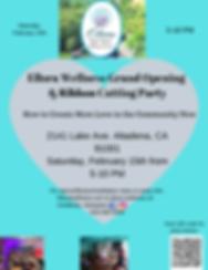 Ellora Wellness Grand Opening & Ribbon C