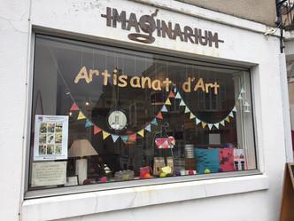 Boutique d'artisanat français dans le Maine et Loire. Avec des jouets en bois fait en France, par un artisan passionné.