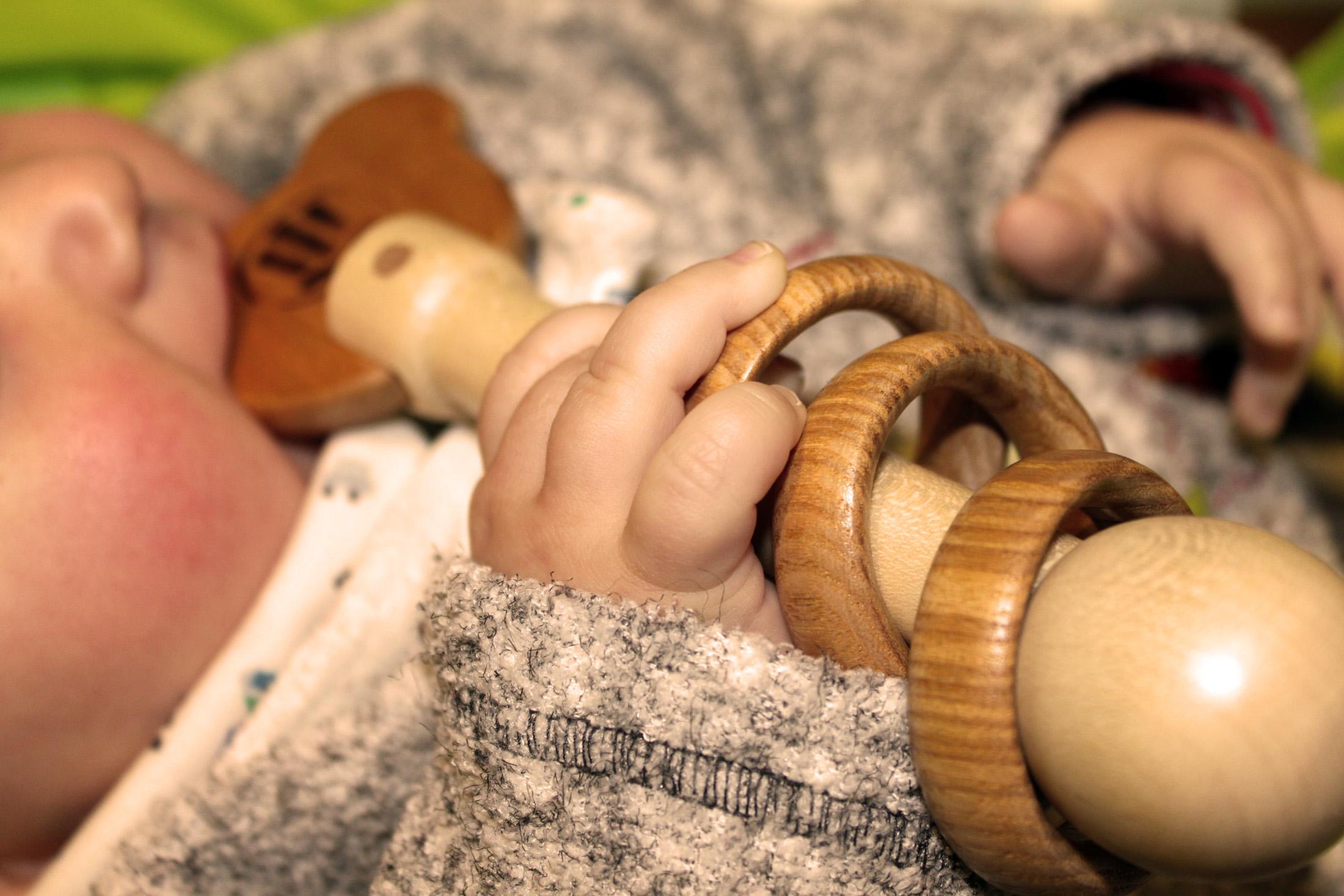 Jouet écologique pour bébé