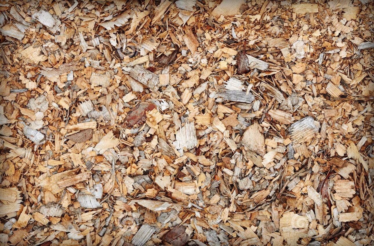 Gaspillage de bois