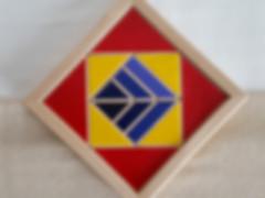 TanKalm (ou Temps Calme) Jeu en bois, fabrication française. Jeu artisanal : puzzle, jeu de réflexion, jeu de patience, jeu créatif, jeu d'équilibre... Un design original pour une création unique !