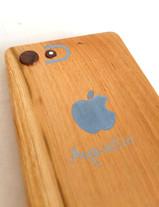 Jouet Téléphone en bois.
