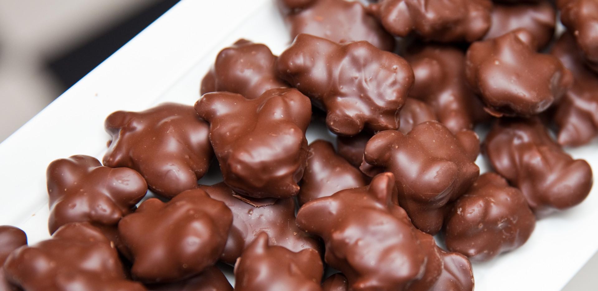 Peanut Clusters - Milk