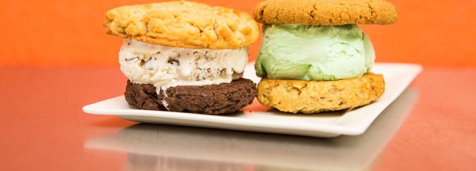 Build Your Own Ice Cream Sandwhich