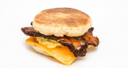 Housemade Breakfast Sandwhich