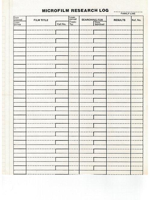 Microfilm Research PDF