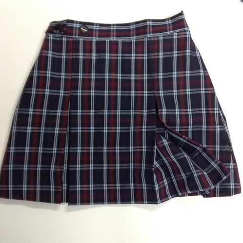 St Charbel Primary Girls Pleat Skirt Size 10-14