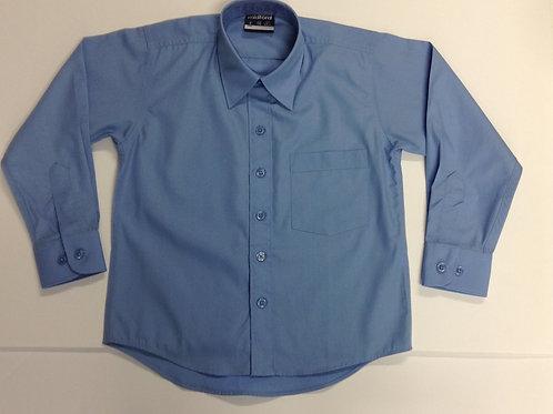 St Therese Lakemba Boys Long Sleeve Shirt Size 4-7