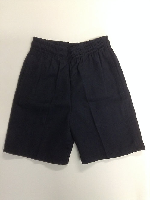 St Michael Belfield Boys Navy Summer Shorts Size 4-10